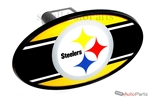Pittsburg Steelers NFL Tow Hitch Cover