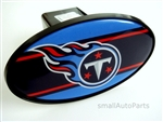 Tennessee Titans NFL Tow Hitch Cover