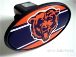 Chicago Bears NFL Tow Hitch Cover