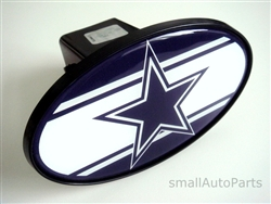 Dallas Cowboys NFL Tow Hitch Cover