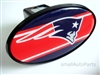 New England Patriots NFL Tow Hitch Cover