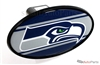 Seattle Seahawks NFL Tow Hitch Cover