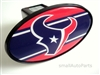 Houston Texans NFL Tow Hitch Cover