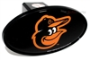 Baltimore Orioles MLB Tow Hitch Cover