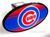 Chicago Cubs MLB Tow Hitch Cover