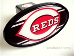 Cincinnati Reds MLB Tow Hitch Cover