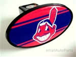 Cleveland Indians MLB Tow Hitch Cover