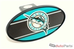 Florida Marlins MLB Tow Hitch Cover