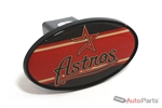 Houston Astros MLB Tow Hitch Cover