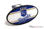 Kansas City Royals MLB Tow Hitch Cover
