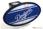 Los Angeles Dodgers MLB Tow Hitch Cover