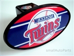 Minnesota Twins MLB Tow Hitch Cover