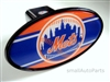 New York Mets MLB Tow Hitch Cover