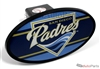 San Diego Padres MLB Tow Hitch Cover