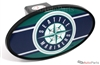 Seattle Mariners MLB Tow Hitch Cover