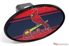 St. Louis Cardinals MLB Tow Hitch Cover