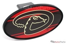Arizona Diamondbacks MLB Tow Hitch Cover