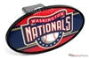 Washington Nationals MLB Tow Hitch Cover