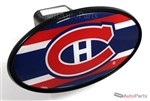 Montreal Canadians NHL Tow Hitch Cover