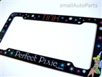Tinkerbell License Plate Frame