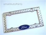 Ford Chrome License Plate Frame