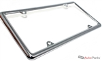Chrome ABS License Plate Frame