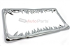 Shark Jaws License Plate Frame