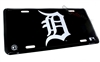 Detroit Tigers MLB Aluminum License Plate Tag
