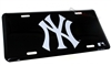 New York Yankees MLB Aluminum License Plate Tag