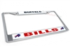 Buffalo Bills NFL License Plate Frame
