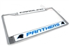 Carolina Panthers NFL License Plate Frame