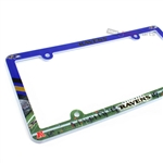 Baltimore Ravens NFL License Plate Frame