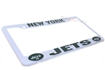 New York Jets NFL License Plate Frame