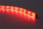 "8"" Super Red UltraBrights LED Strip"