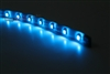 "8"" Super Blue UltraBrights LED Strip"