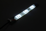 "4"" Super Cool White UltraBrights LED Strip"