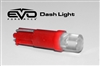 5 Red T5 LED Bulbs for Dash