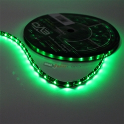5M Super Bright Green UltraBrights LED Strip Roll