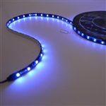 5M Super Blue UltraBrights LED Strip Roll