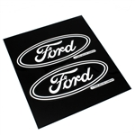 Ford Clear Vinyl Sticker Decals