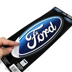Big Ford Oval Logo Vinyl Sticker Decal
