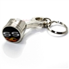 Chevy SS Logo Piston Shape Key Chain