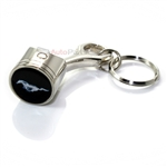 Ford Mustang Logo Piston Shape Key Chain