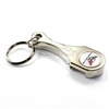 Chevy Corvette C5 Logo Connecting Rod & Bottle Opener Key Chain