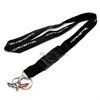 Chevy Corvette C6 Logo Lanyard and Key Chain