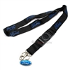 Ford Logo Lanyard and Key Chain