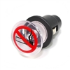 No Smoking Cigarette Lighter Plug