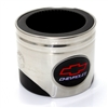 Chevy Logo Piston Shaped Can Cooler