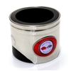Chevy Corvette C1 Logo Piston Shaped Can Cooler