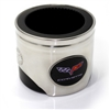 Chevy Corvette C6 Logo Piston Shaped Can Cooler